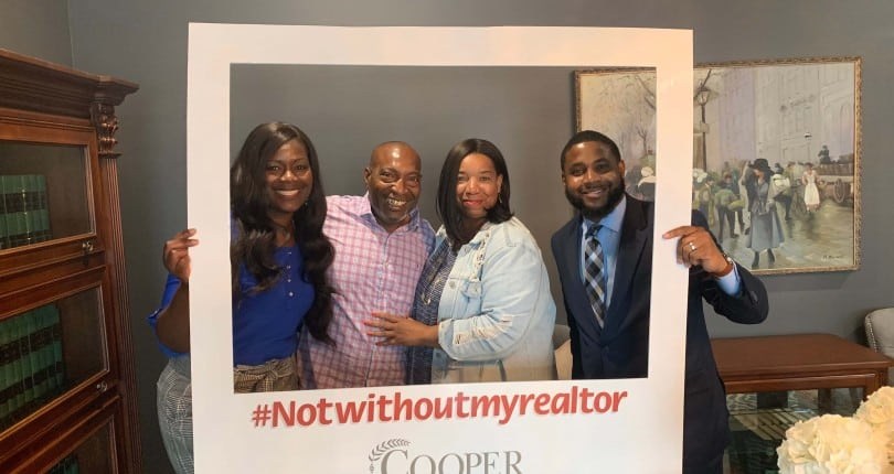 Real Estate Closing with The Lawrence Family – #ChooseANerd